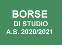 Borse di Studio AS 2020/2021